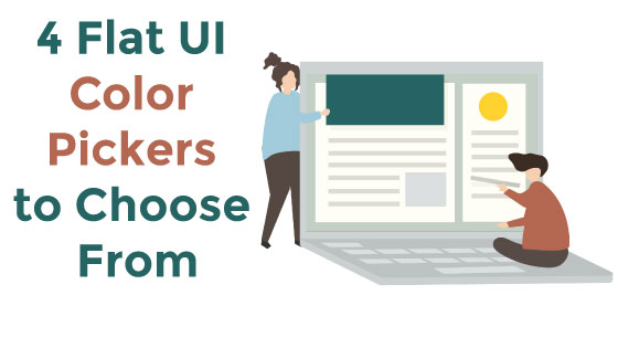 4 Flat UI Color Pickers to Choose From